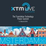 Untranslate presenting at XTM Live